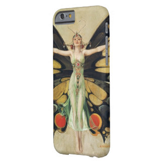 Coque Barely There iPhone 6 Papillon