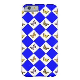 Coque Barely There iPhone 6 Papillons