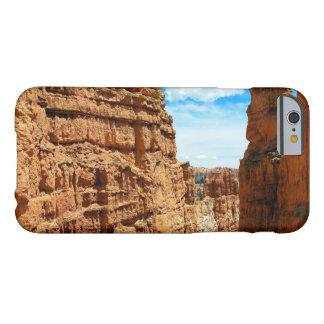 Coque Barely There iPhone 6 Parc national de canyon de Wall Street Bryce en