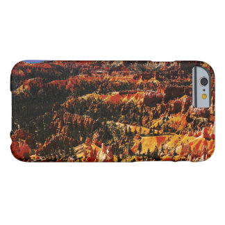 Coque Barely There iPhone 6 Parc national Utah de canyon de Bryce
