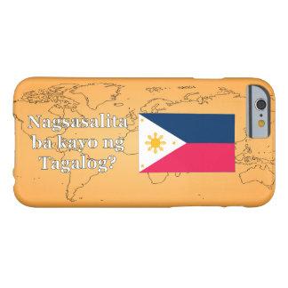 Coque Barely There iPhone 6 Parlez-vous Tagalog ? dans le Tagalog. Wf de