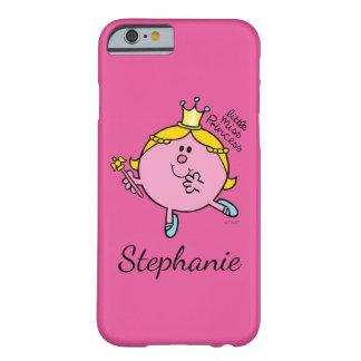 Coque Barely There iPhone 6 Petit Scepter royal nommé fait sur commande de