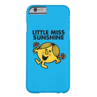 Coque Barely There iPhone 6 Petite Mlle Sunshine