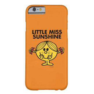 Coque Barely There iPhone 6 Petite Mlle Sunshine | drôle et couvert de taches