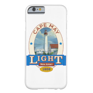 Coque Barely There iPhone 6 Phare de Cape May