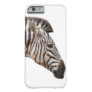 Coque Barely There iPhone 6 Photo sauvage africaine d'animal de jungle de