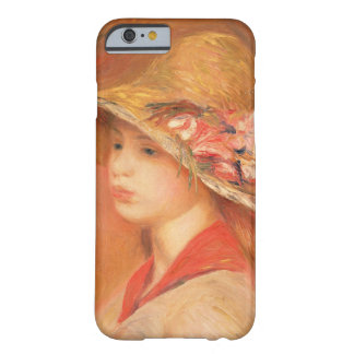 Coque Barely There iPhone 6 Pierre une jeune femme de Renoir | dans un