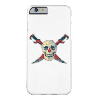 Coque Barely There iPhone 6 Pirate (crâne) - iPhone 6/6s, à peine là 