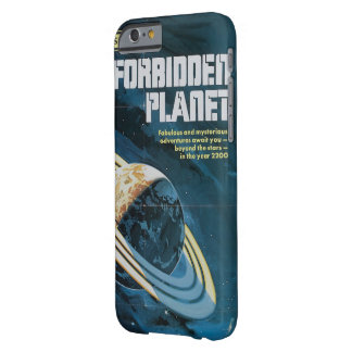 Coque Barely There iPhone 6 Planète interdite