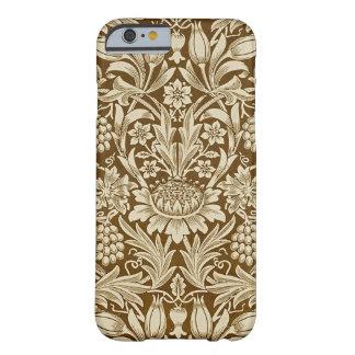 Coque Barely There iPhone 6 Pliez et de champ caisse bronzage de l'iPhone 6/6S