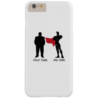 Coque Barely There iPhone 6 Plus Amour superbe drôle de papa votre papa mon père