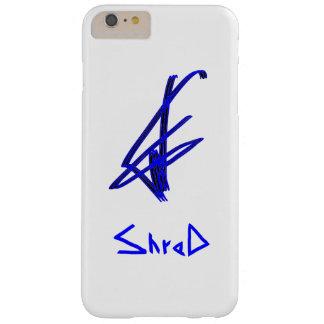 Coque Barely There iPhone 6 Plus Bleu de surfeur de lambeau