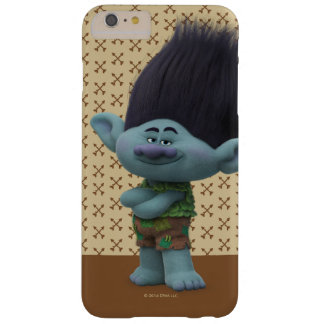 Coque Barely There iPhone 6 Plus Branche des trolls | - sourire