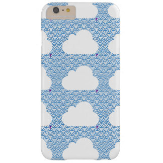 Coque Barely There iPhone 6 Plus Carcasse Iphone Nuage Céleste