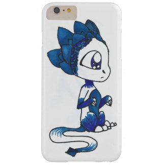 Coque Barely There iPhone 6 Plus Cas plus de téléphone d'Iphone 6 de dragon de bébé