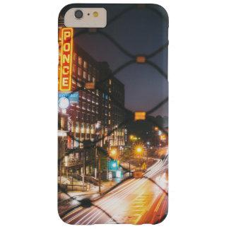 Coque Barely There iPhone 6 Plus Cas urbain de téléphone du marché de ville de