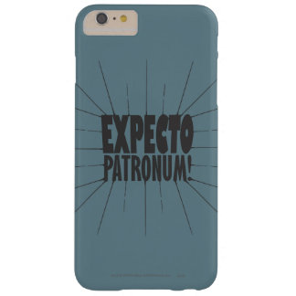 Coque Barely There iPhone 6 Plus Charme | Expecto Patronum de Harry Potter !