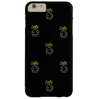 Coque Barely There iPhone 6 Plus Doublure Smile