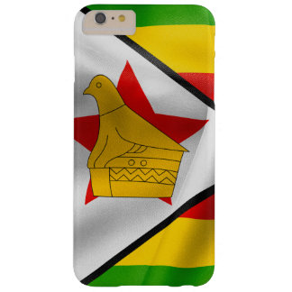Coque Barely There iPhone 6 Plus Drapeau du Zimbabwe