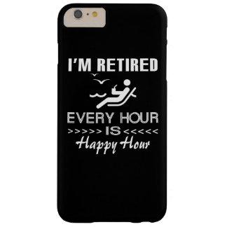 Coque Barely There iPhone 6 Plus Est retiré heureux