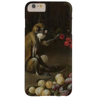 Coque Barely There iPhone 6 Plus Fruit de cueillette de singe