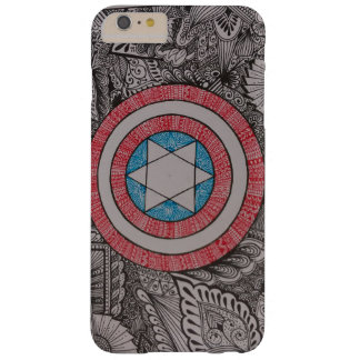 Coque Barely There iPhone 6 Plus Griffonnage d'Iphone !