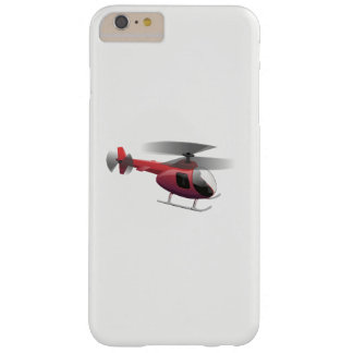 Coque Barely There iPhone 6 Plus Hélicoptère