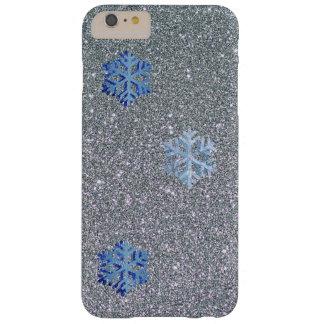 Coque Barely There iPhone 6 Plus iPhone 6/6s de flocon de neige plus à peine là le