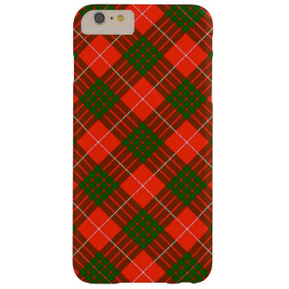 Coque Barely There iPhone 6 Plus iPhone 6/6S de tartan de Crawford plus le cas