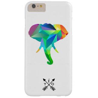 Coque Barely There iPhone 6 Plus iPhone 6/6s plus le cas (éléphant)