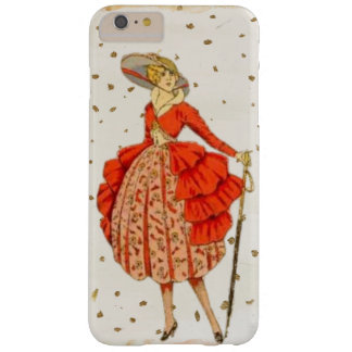 Coque Barely There iPhone 6 Plus iPhone vintage/coque ipad de Madame