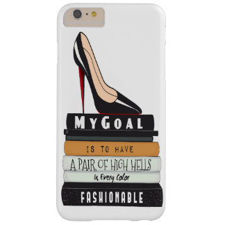 Coque Barely There iPhone 6 Plus J'aime des talons hauts