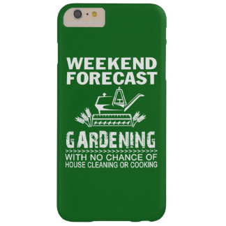 COQUE BARELY THERE iPhone 6 PLUS JARDINAGE PRÉVU PAR WEEK-END