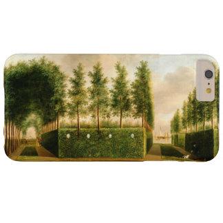 Coque Barely There iPhone 6 Plus Johannes Janson des beaux-arts de cru de jardin