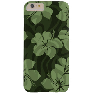 Coque Barely There iPhone 6 Plus Ketmie de Hawaïen de Shack de sucre