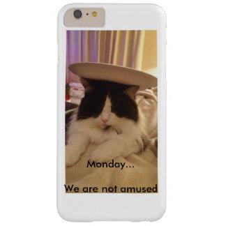 Coque Barely There iPhone 6 Plus Lundi… Nous ne nous amusons pas
