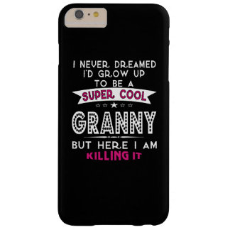 Coque Barely There iPhone 6 Plus MAMIE fraîche superbe le tue !