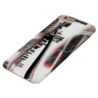 Coque Barely There iPhone 6 Plus New York grunge