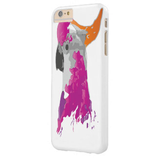 Coque Barely There iPhone 6 Plus Perroquet