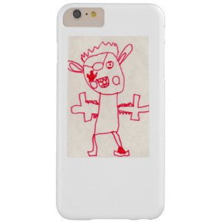 Coque Barely There iPhone 6 Plus Pirate