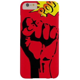 Coque Barely There iPhone 6 Plus Prisonnier de guerre de poing