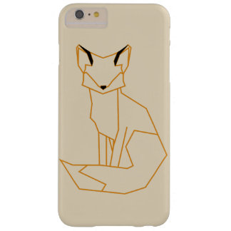 Coque Barely There iPhone 6 Plus renard