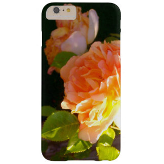 Coque Barely There iPhone 6 Plus Roses de pêche de pays