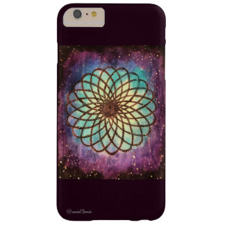 Coque Barely There iPhone 6 Plus Spirale galactique