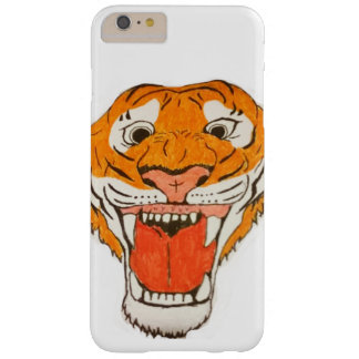 Coque Barely There iPhone 6 Plus Tigre d'hurlement