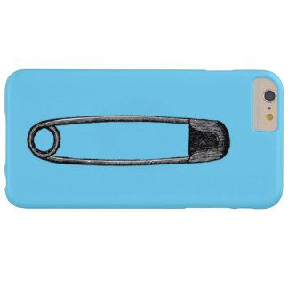 Coque Barely There iPhone 6 Plus Turquoise de sécurité je téléphone le cas