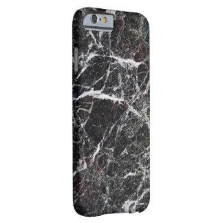 Coque Barely There iPhone 6 Regard en pierre naturel élégant de granit
