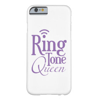 Coque Barely There iPhone 6 Reine de sonnerie