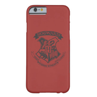 Coque Barely There iPhone 6 Rétro Hogwarts crête de Harry Potter |