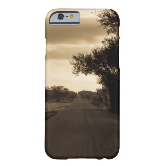 Coque Barely There iPhone 6 Route isolée